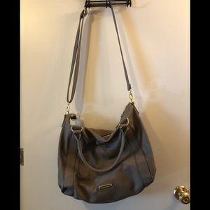 Steve Madden Taupe purse